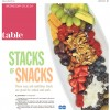 Stacks of Snacks - healthy snacks for fall